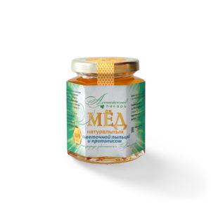 Мёд с добавками